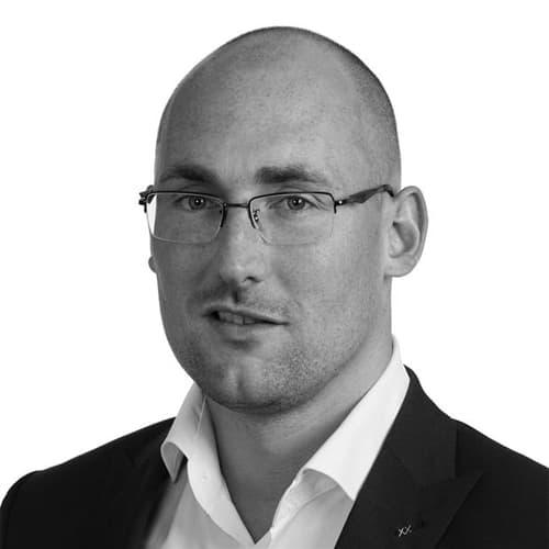 Jurjen van Bunningen, Accountmanager