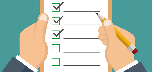 Checklist vastgoedbeheer